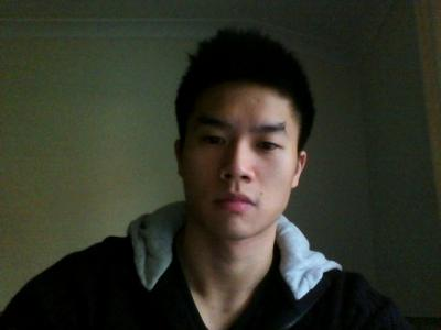 as you can see i am allergic to smiles haha mr serious >=[