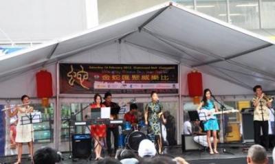 Ai Ai Ai at 2013 Willoughby CNY Concert