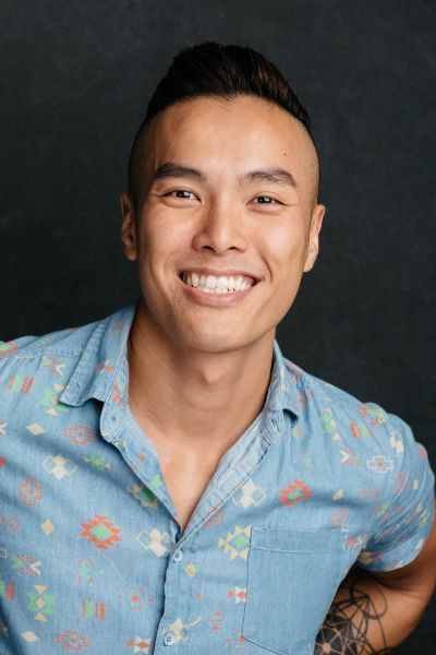 Johnson Chong Headshot
